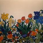Floral Mural