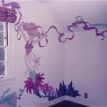 Girl's Room Mural