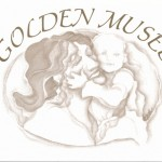 Golden Musee Invitation