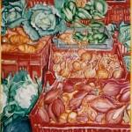 Onions and Shallots at Market