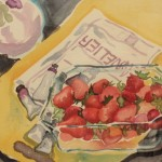 Fraise and Paint