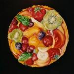 Tarte au Fruits Circular